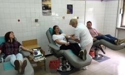 Mladi HNS-a darivali krv