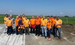 Akcija čišćenja u Ogranku HNS-a Jalkovec