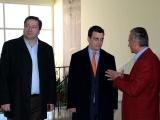 HNS-ov saborski zastupnik Igor Kolman posjetio grad Lepoglavu