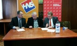 Potpisana koalicija HNS-a i SDP-a u Gornjem Knegincu