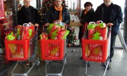 Ludbreški HNS-ovci darovima razveselili potrebite