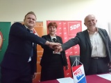Sporazum koalicije  HNS-SDP-HSS Grad Varaždinske Toplice